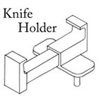 Knofe Holder